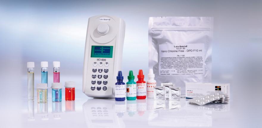 מדידות איכות מים לשטח ולמעבדה