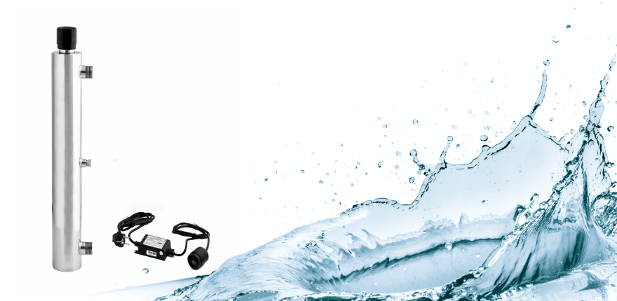 מערכות לחיטוי מים ב-UV