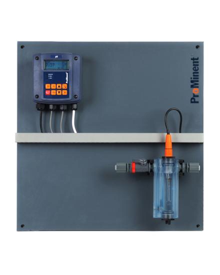 מערכת בקרת Compact-PHER - pH