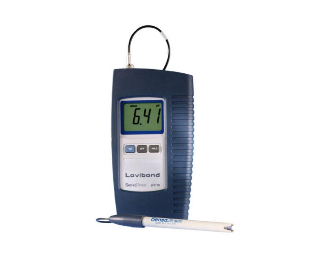 מד נייד Lovibond SensoDirect pH110